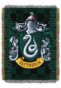 harry-potter-slytherin-shield-woven-tapestry-blanket
