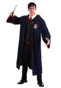 vintage-harry-potter-hogwarts-adult-gryffindor-robe